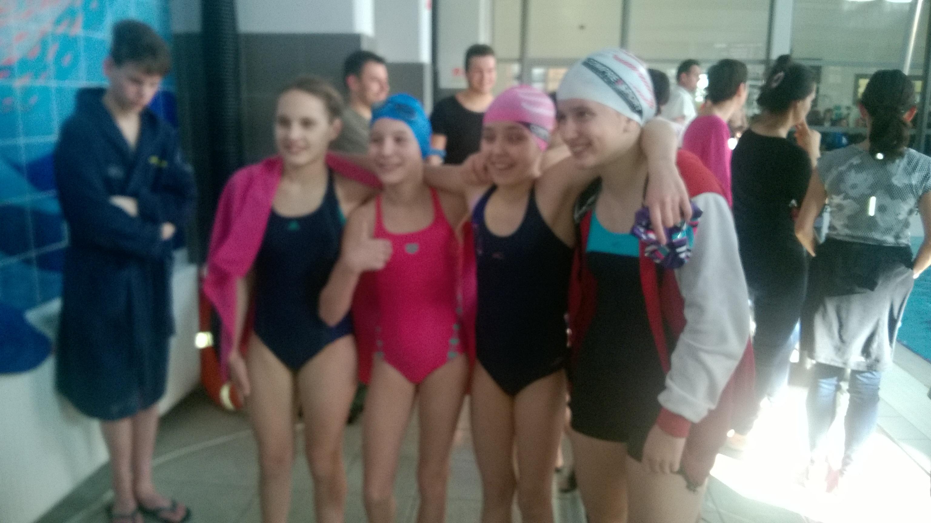 Úszás Diákolimpia®-Pest megyei döntő